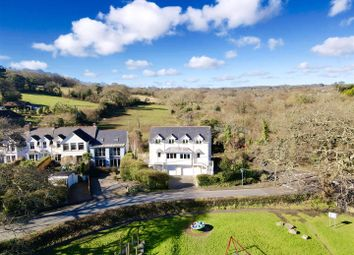 Waterings Road, Mylor Bridge, Falmouth TR11. 3 bed semi-detached house for sale