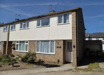 3 bed semi-detached house for sale in Chichester Close, Bicester OX26
