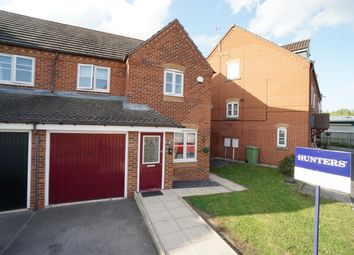 Thumbnail 3 bedroom semi-detached house for sale in Green Close, Renishaw, Sheffield