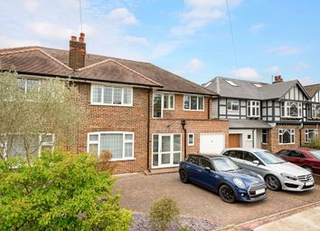 Thumbnail 5 bed semi-detached house to rent in Derwent Avenue, London