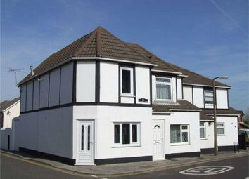 Thumbnail 2 bedroom end terrace house for sale in Dunford Road, Poole, Dorset