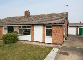 Thumbnail 2 bed bungalow for sale in Ramsey Avenue, Bishopthorpe, York