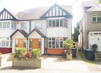 Thumbnail 5 bed semi-detached house to rent in Holmfield Avenue, London