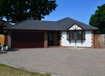 Thumbnail 3 bed detached bungalow for sale in Hilltop Road, Ferndown