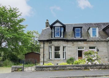Thumbnail 3 bed semi-detached house for sale in Springbank Crescent, Dunblane
