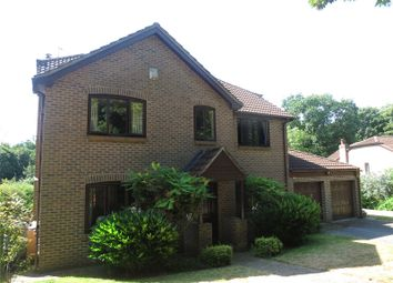 Thumbnail 4 bed detached house to rent in Glen View, Ham Lane, Stapleton, Bristol
