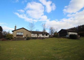 Thumbnail 4 bed detached house for sale in Muckhart, Dollar, Clackmannanshire