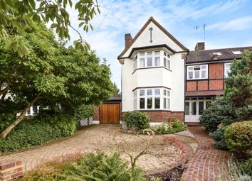 Thumbnail 4 bed semi-detached house for sale in Buckingham Avenue, Whetstone