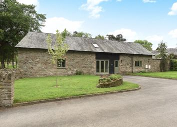 Thumbnail 4 bed detached house to rent in Birley Court Barns, Birley