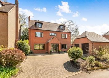 Thumbnail 5 bed detached house for sale in Beech Cliffe, Warwick, Warwickshire, .