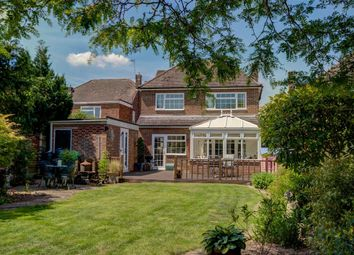 Thumbnail 4 bedroom detached house for sale in Ware Road, Hoddesdon, Hertfordshire