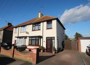 Thumbnail 3 bed semi-detached house for sale in Severn Road, Clacton-On-Sea