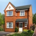 Thumbnail 4 bedroom detached house for sale in Hackthorn Road, Welton, Lincoln