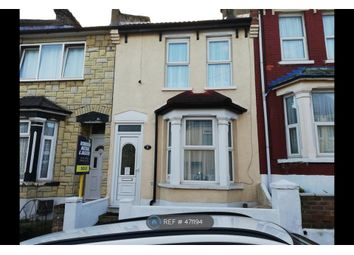 Thumbnail 3 bed terraced house to rent in Kitchener Road, Rochester