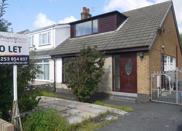 Thumbnail 2 bed bungalow to rent in Maplewood Avenue, Poulton-Le-Fylde, Lancashire