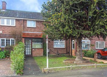 Thumbnail 2 bed terraced house for sale in Brading Crescent, Wanstead, London