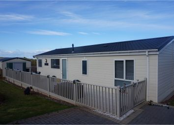Thumbnail 2 bed mobile/park home for sale in Thurston Manor Leisure Park, Dunbar