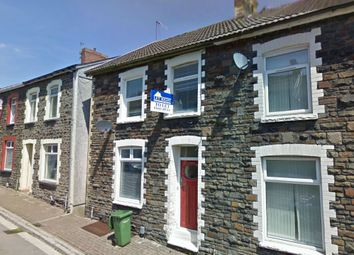 Thumbnail 3 bedroom terraced house to rent in Tower Street, Treforest, Pontypridd