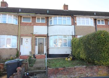 Thumbnail 3 bed terraced house for sale in Somerset Avenue, Luton