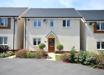 Thumbnail 4 bed detached house for sale in Coburg Crescent, Chudleigh, Newton Abbot, Devon