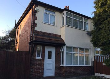 Thumbnail 3 bedroom property to rent in Lydgate Avenue, Bolton