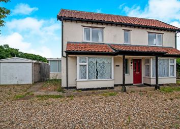 Thumbnail 5 bed detached house for sale in Dereham Road, Watton, Thetford