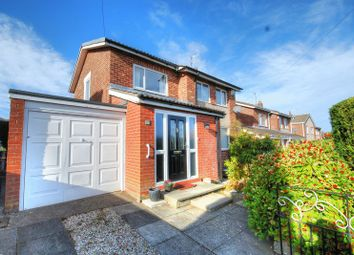 Thumbnail 3 bed detached house for sale in Swansfield, Morpeth