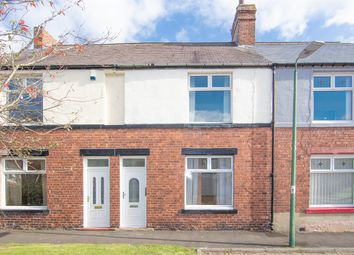 Thumbnail 2 bed terraced house for sale in Garden Place, Consett