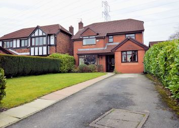 Thumbnail 4 bed detached house for sale in Donnington Road, Radcliffe, Manchester