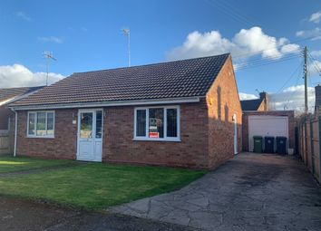 Thumbnail 2 bed detached bungalow for sale in Waterloo Crescent, Bidford-On-Avon, Alcester