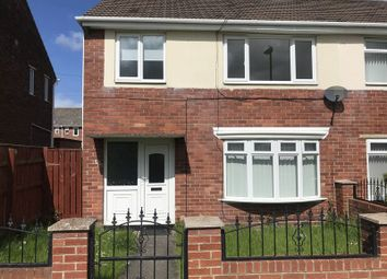 Thumbnail 3 bed semi-detached house for sale in Fuschia Gardens, Hebburn