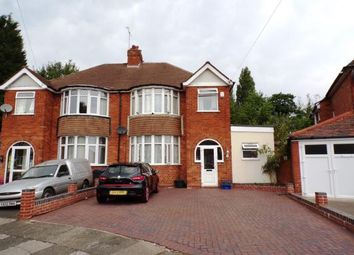 3 bed semi-detached house for sale in Willersey Road, Moseley, Birmingham, West Midlands B13