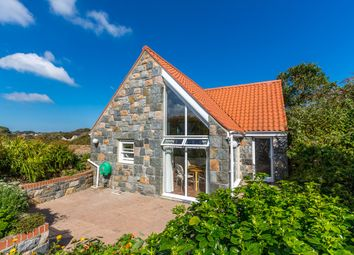 Thumbnail 2 bed cottage for sale in Icart Road, St. Martin, Guernsey