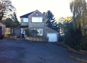 Thumbnail 3 bed detached house for sale in Pasture Close, Bradford