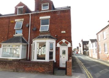 Thumbnail 4 bed end terrace house for sale in Dunhill Road, Goole