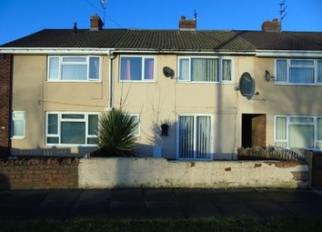 Thumbnail 3 bed terraced house for sale in Morpeth Road, Guidepost, Choppington