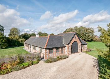 Thumbnail 5 bed detached house for sale in East Cholderton, Andover, Hampshire