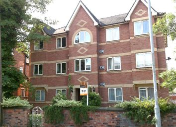 Thumbnail 2 bedroom flat to rent in 2A Parsonage Road, Heaton Moor