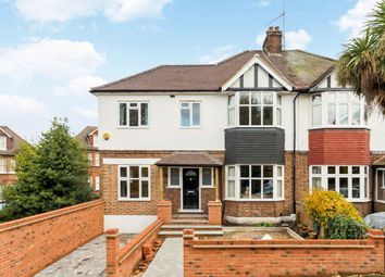 Thumbnail 4 bed semi-detached house for sale in Beaconsfield Road, London