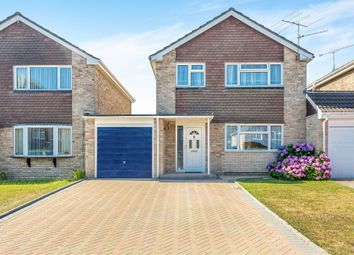 Thumbnail 3 bed detached house for sale in Eagle Close, Basingstoke