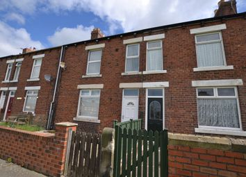 Thumbnail 1 bed flat to rent in Croft Terrace, Annfield Plain, Stanley