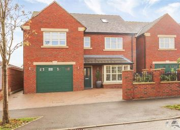 Thumbnail 4 bed detached house for sale in Brooke Drive, Brimington, Chesterfield, Derbyshire