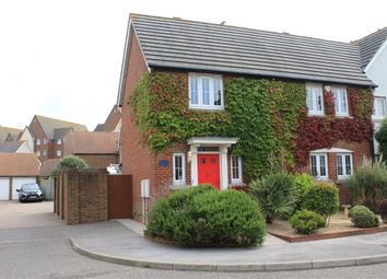 Thumbnail 3 bed semi-detached house for sale in Kingston Quay, Eastbourne