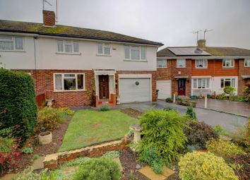 Thumbnail 4 bedroom semi-detached house for sale in Ainsdale Crescent, Reading