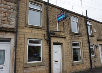 Thumbnail 1 bed terraced house to rent in Whitworth Road, Rochdale