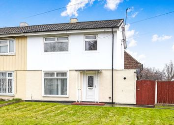 Thumbnail 3 bedroom end terrace house for sale in Flaxton Road, Hull