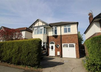Thumbnail 4 bed detached house for sale in Hazelmere Road, Fulwood, Preston