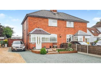 Thumbnail 2 bed semi-detached house for sale in Grantham Road, Ropsley, Grantham