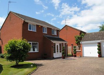 Thumbnail 4 bed detached house for sale in Springwood, Kings Lynn, Norfolk