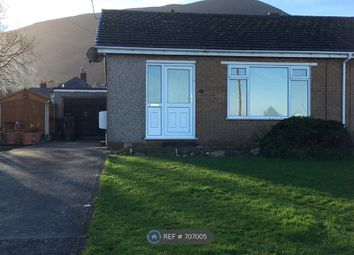 Thumbnail 2 bedroom bungalow to rent in Cae Gwynan, Dwygyfylchi, Penmaenmawr